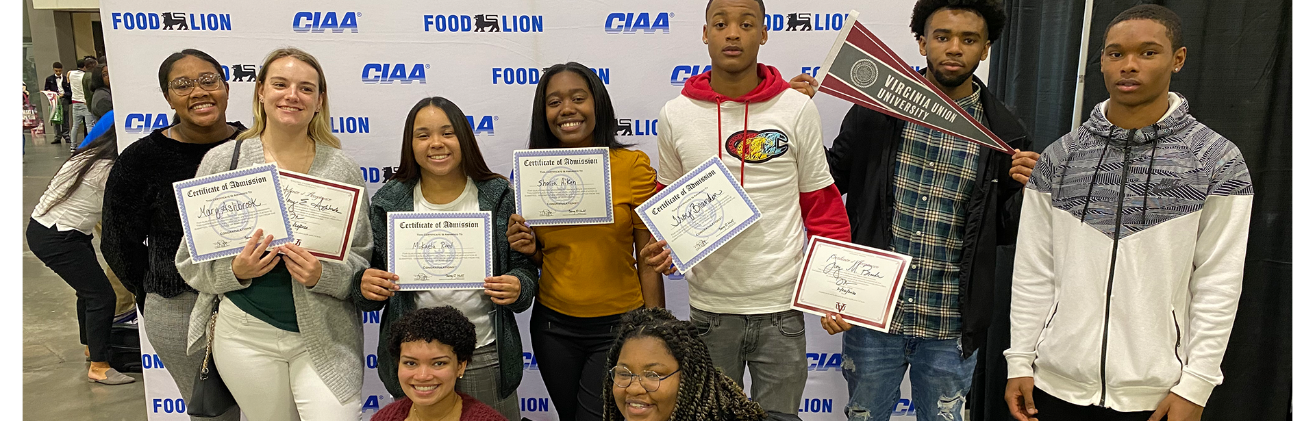 Students go to CIAA Education Day